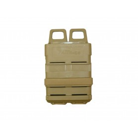 FASTmag M 4 / M16 Magazintasche Back Part khaki