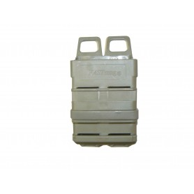 FASTmag M 4 / M16 Magazintasche Back Part foliage green