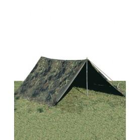 BW 2-Mann Zelt flecktarn, gebraucht