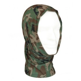Multi Function Headgear woodland