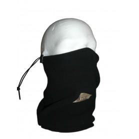 Legat Fleece-Kopfwärmer, schwarz