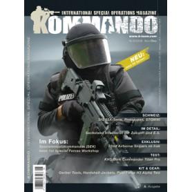 Zeitschrift KOMMANDO 8. Ausgabe