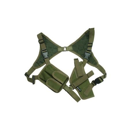 Schulterholster Cordura oliv