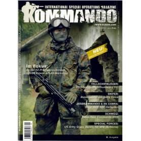 Zeitschrift KOMMANDO 9. Ausgabe