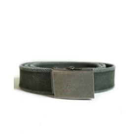 Vintage Hosengürtel oliv