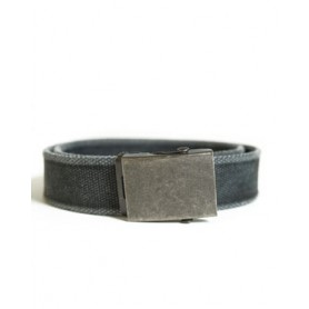 Vintage Hosengürtel schwarz