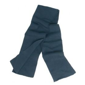 BW Schal Wolle blau gebraucht