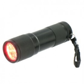 Highlander Red Cobra LED Taschenlampe