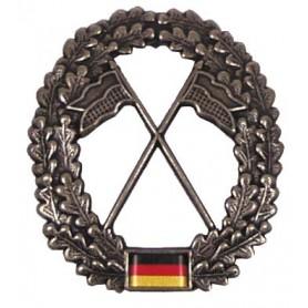 BW Barett Abzeichen Heeresaufklärer