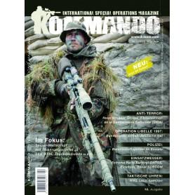 Zeitschrift KOMMANDO 10. Ausgabe