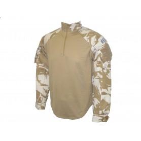 Brit. Combat Shirt desert, neu