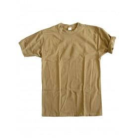 BW Unterhemd 1/2 Arm khaki, neu