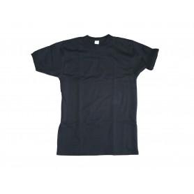 BW Unterhemd 1/2 Arm schwarz, neu