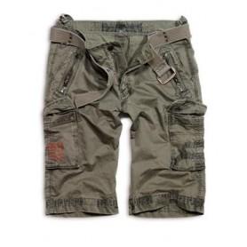 Surplus Royal Shorts oliv gewaschen
