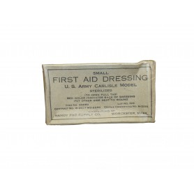 US Small First Aid Dressing
