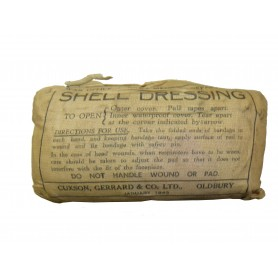 Brit. Shell Dressing WWII