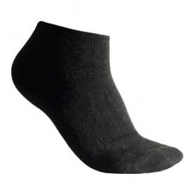 Woolpower Liner Socke schwarz