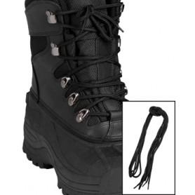 Schnürsenkel 220cm schwarz