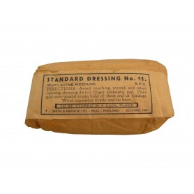 Brit. Standard Dressing No. 11 Euflavine (Medium) WWII