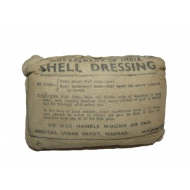 Brit. Shell Dressing (India) WWII