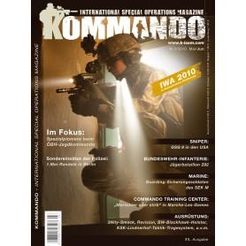 Zeitschrift KOMMANDO 11. Ausgabe