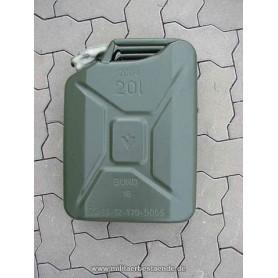 BW Wasserkanister 20l, neuwertig