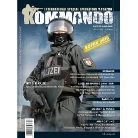 Zeitschrift KOMMANDO 12. Ausgabe
