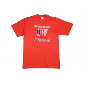 T-Shirt QRF Kandahar rot