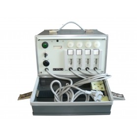 NVA Batterieladegerät für Funksprechgerät UFT 435, neu