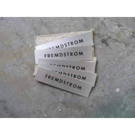 Schild, Kennzeichnung