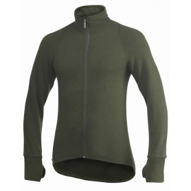 Woolpower Thermo Jacke 400 oliv