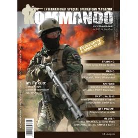 Zeitschrift KOMMANDO 13. Ausgabe