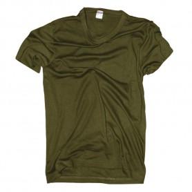 Highlander Thermal Unterhemd kurzarm oliv