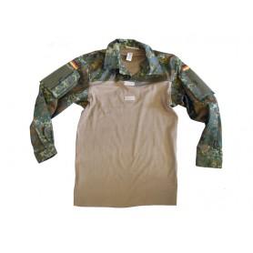 Köhler Combatshirt flecktarn