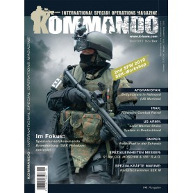 Zeitschrift KOMMANDO 14. Ausgabe