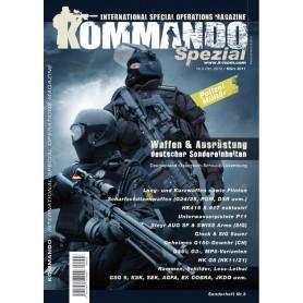 Sonderheft KOMMANDO SPEZIAL Nr.3 Oktober 2010