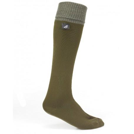 SealSkinz Country Socks oliv