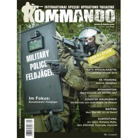 Zeitschrift KOMMANDO 15. Ausgabe