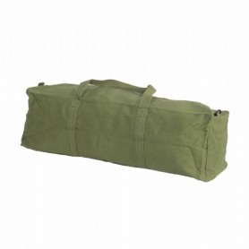 "Highlander Heavy Cotton Tool Bag 24"" oliv"