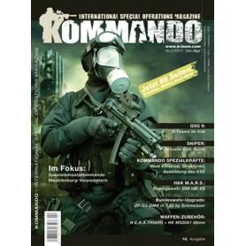 Zeitschrift KOMMANDO 16. Ausgabe