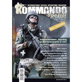 Sonderheft KOMMANDO SPEZIAL Nr.4 April 2011