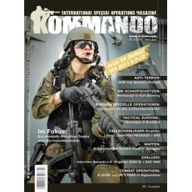Zeitschrift KOMMANDO 17. Ausgabe