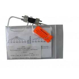 BW Brillenträgereinsatz für Gasmaske 65 Z, neu