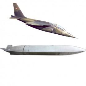 BW Alpha Jet Außentank gebraucht