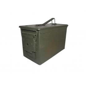 US Munitionskiste mittel Modell A, gebraucht
