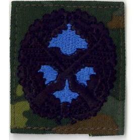 BW Abzeichen Sicherungstruppenführer Luftwaffe tarn