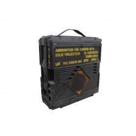 US Munitionskiste Kunststoff, gebraucht