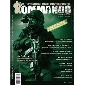 Zeitschrift KOMMANDO 18. Ausgabe