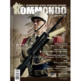 Zeitschrift KOMMANDO 19. Ausgabe