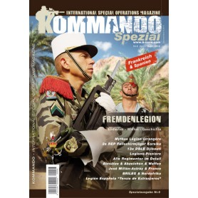 Sonderheft KOMMANDO SPEZIAL Nr.6 April 2012